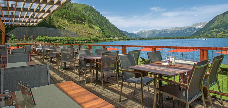 Hotel Seevilla Freiberg, Zell am See, Austria - terrace.jpg